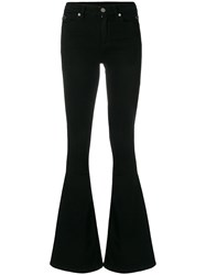 Alyx Flared Trousers Cotton Polyester Black