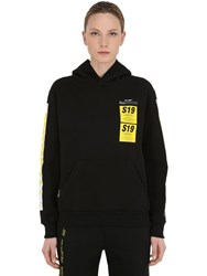 Still Good S19 Patch Sweatshirt Hoodie Black