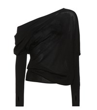 Tom Ford Cashmere And Silk Sweater Black