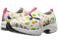 Drew Shoe Blast Flamingo Print Women's Slip On Shoes Multi
