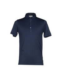 Magliaro Polo Shirts Dark Blue