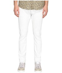 Vivienne Westwood Anglomania Lee Don Karnage Jeans In Bright White