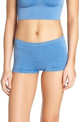 B.Tempt'd Women's By Wacoal Boyshorts Limoges Heather