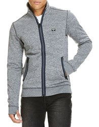 Bench Waffle Textured Jacket Total Eclipse