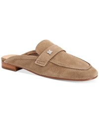 Bcbgeneration Sabrina Mules Women's Shoes Taupe