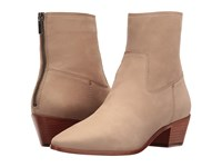 Frye Ellen Short Taupe Oiled Nubuck Women's Boots Brown