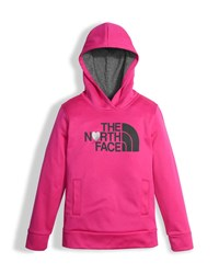 The North Face Surgent Logo Pullover Hoodie Pink