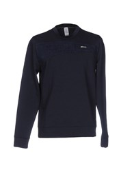 Hosio Sweatshirts Dark Blue