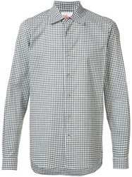Orley Checked Shirt Green