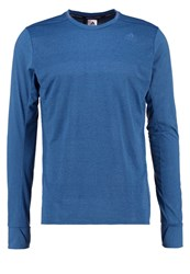 Adidas Performance Long Sleeved Top Corblu Blue