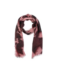 Kris Van Assche Krisvanassche Accessories Oblong Scarves Men Red