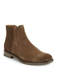 John Varvatos Sid Suede Boots Antique
