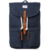 Sandqvist Roald Backpack Blue