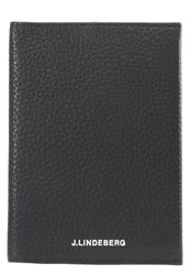 J. Lindeberg J.Lindeberg Passport Holder Black