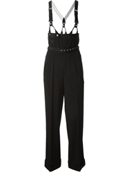Jean Paul Gaultier Vault 'L'europe De L'avenir' Trouser Black