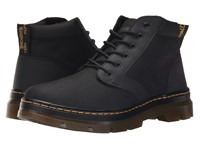 Dr. Martens Bonny Chukka Boot Black Extra Tough Nylon Rubbery Men's Lace Up Boots