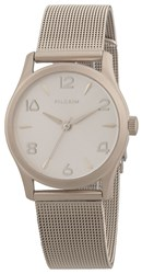 Pilgrim Elegant Silver Plated Must Have Watch Silver