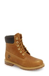 Women's Timberland '6 Inch Premium' Waterproof Boot Wheat Wheat
