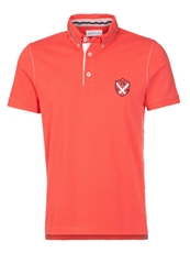 Harris Wilson Polo Shirt Red