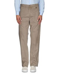 Gaudi' Trousers Casual Trousers Men Beige