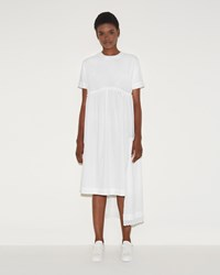 Simone Rocha T Shirt Dress White