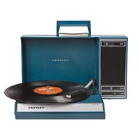 Crosley Spinnerette Usb Turntable Blue