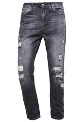 Your Turn Slim Fit Jeans Grey