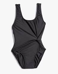 Objects Without Meaning Twist One Piece Black
