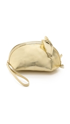 Yazbukey Blind Mouse Pouch Gold