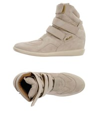 Cesare Paciotti 4Us Footwear High Tops And Trainers Women