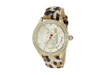 Betsey Johnson Bj00517 24 Leopard Skull Leopard Watches Animal Print