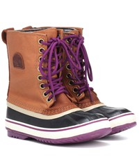 Sorel 1964 Premium Cvs Boots Brown