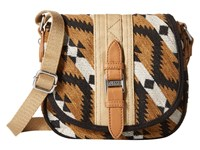 Toms Aurora Navajo Crossbody Amber Cross Body Handbags Bronze