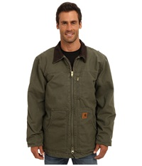 Carhartt Sandstone Ridge Coat Army Green Men's Jacket