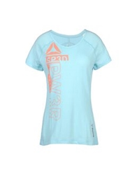 Reebok T Shirts Light Green