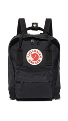 Fjall Raven Fjallraven Kanken Mini Backpack Black