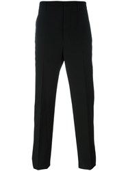 Christophe Lemaire Classic Tailored Trousers Black