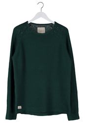 Revolution Jumper Green Dark Green