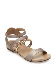 Easy Spirit Cressia Dressy Sandals Gold