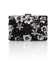 Chi Chi London Lottie Clutch Bag Black