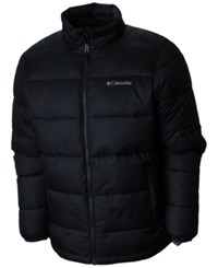 Columbia Men's Rapid Excursion Thermal Coil Jacket Black