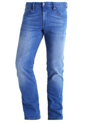 Boss Orange Barcelona Straight Leg Jeans Blue