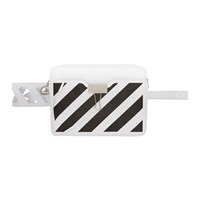 Off White Diag Camera Bag