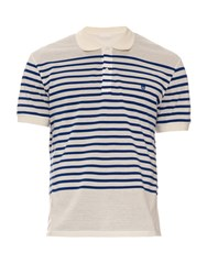 Alexander Mcqueen Breton Striped Polo Shirt
