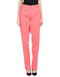 Re.Bell Trousers Casual Trousers Women Coral