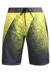 Brunotti Element Swimming Shorts Acid Lime Neon Green