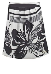 Desigual Mini Skirt Tiza Black