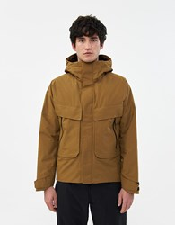 Goldwin Insulation Mountain Parka In Coyote