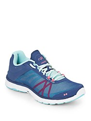 Ryka Dynamic Training Sneakers Blue Mint