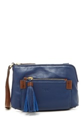 Perlina Paige Crossbody Blue